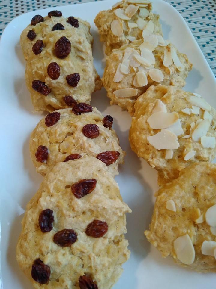 Cookies à la compote VIDÉO