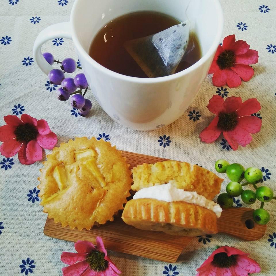 Muffin de pomme caramel VIDÉO