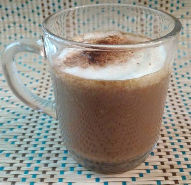 Chocolat chaud Italien VIDÉO