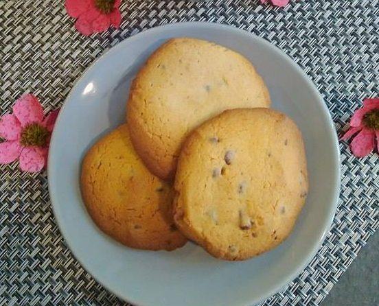 Cookies pépite aux chocolats de Marie