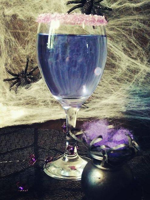 Cocktail d'halloween