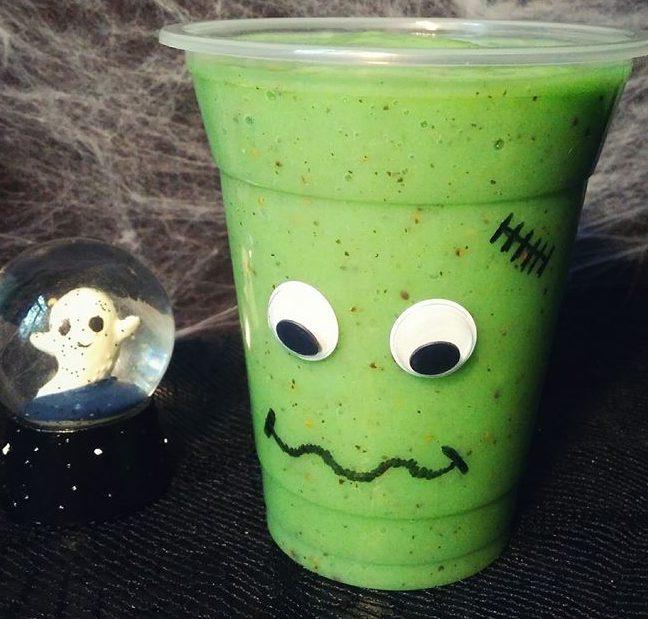 Smoothie Frankenstein