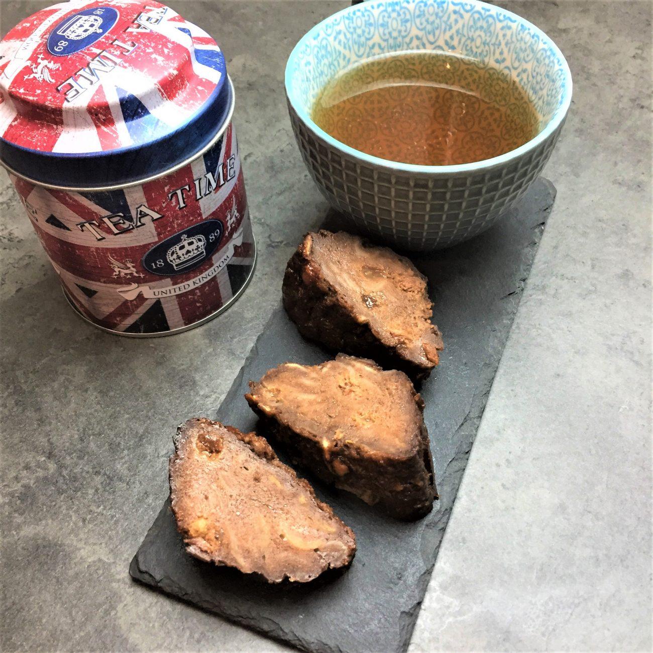 Pudding anglais au chocolat