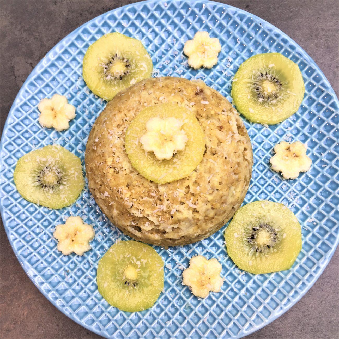 Bowlcake enneigé