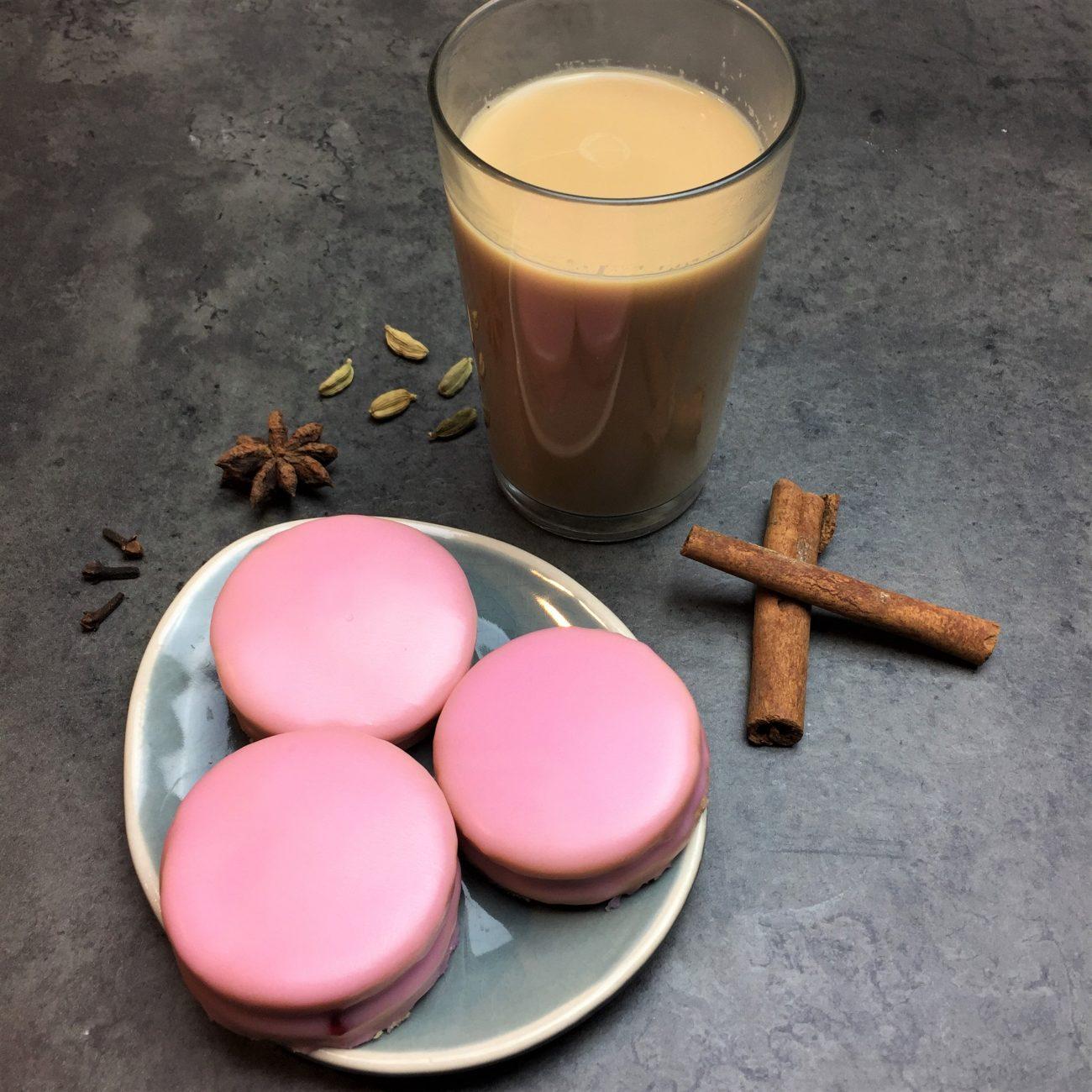 Chai latte express