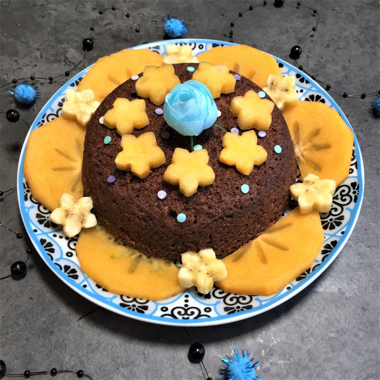 Bowlcake semoule cacao